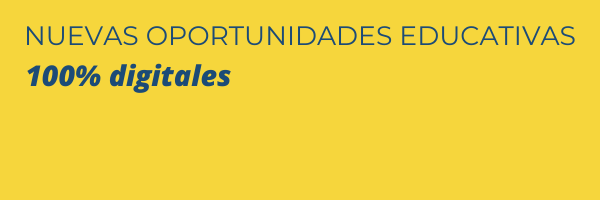 NUEVAS OPORTUNIDADES EDUCATIVAS
